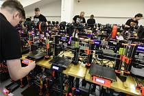Světový rekord v počtu souběžně tisknoucích 3D tiskáren byl překonán 16. srpna 2019 v Praze.
