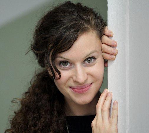 Herečka Máša Málková