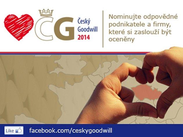 Český Goodwill 2014.