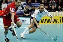 V semifinále mistrovství světa ve florbalu podlehli florbalisté České republiky 4:2 týmu Finska.