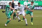 Fotbalisté Bohemians v Ďolíčku porazili Karvinou 2:0.