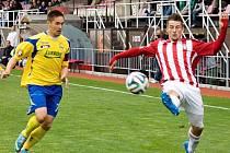 CO BYLA Viktorce Žižkov platná stálá útočná snaha, když jediný gól vstřelili hosté.