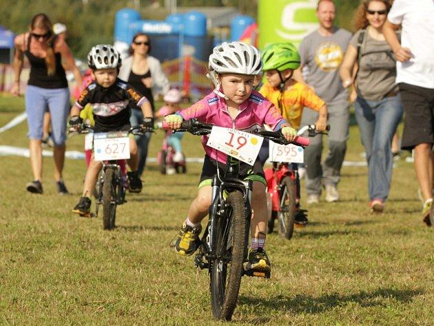 Bikeclinic Cup je profesionálně připravená série závodů určená pro mladé cyklisty a cyklistky ve věku od 1 do 16 let.