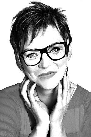 Spisovatelka Anna Tůmová.