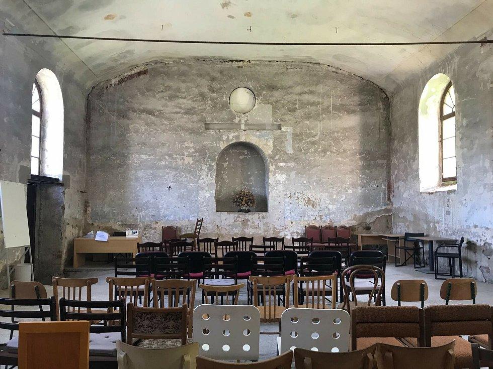 V současnosti slouží prostory bývalé synagogy k pořádání kulturních akcí.