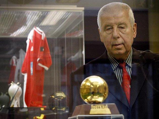 Výstava Národního muzea s názvem Fotbal jménem Masopust k 80. narozeninám legendárního českého fotbalisty byla slavnostně otevřena 10. března v nové budově Národního muzea v Praze.