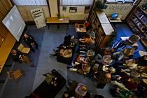 Setkání se spisovateli při Velkém knižním čtvrtku 20. března v Praze