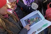 Pomozte dětem – čtení pro Kuře na Staroměstském náměstí.