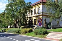 Základní škola v Kolovratech.