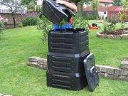 Kompostér. Ilustrační foto.
