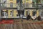 Nebe nad Lucernou. Týden otevřených dveří na střeše Paláce Lucerna.