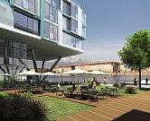 Projekt Smíchovské nábřeží hotel