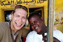 Cestovatel Vladimír Váchal vás zve na přednášku o svých zážitcích v Súdánu.