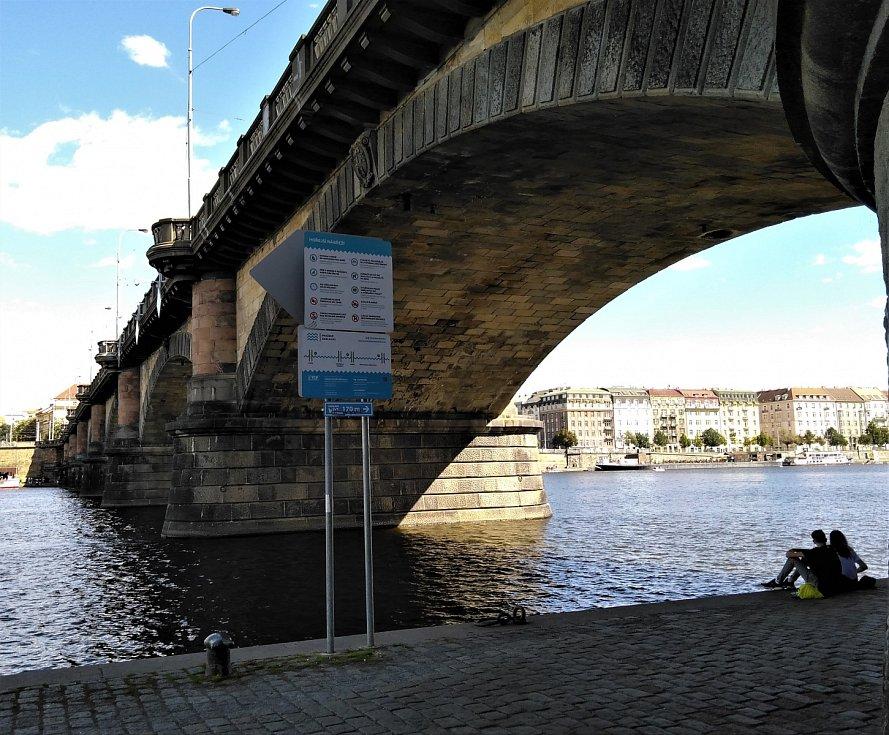 Palackého most.