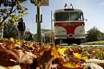 8. října byla slavnostně otevřena trolejbusová zastávka Orionka.