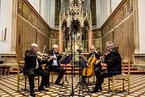 Koncert Smíření proběhl v pražském kostele sv. Antonína