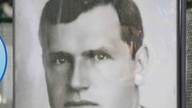 Umučený kněz Josef Toufar.