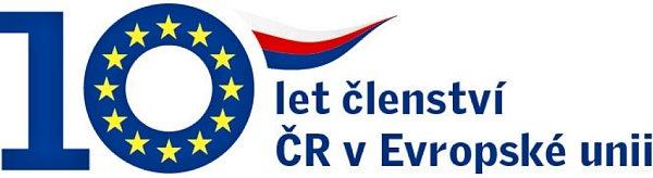 10 let členství České republiky vEvropské unii.