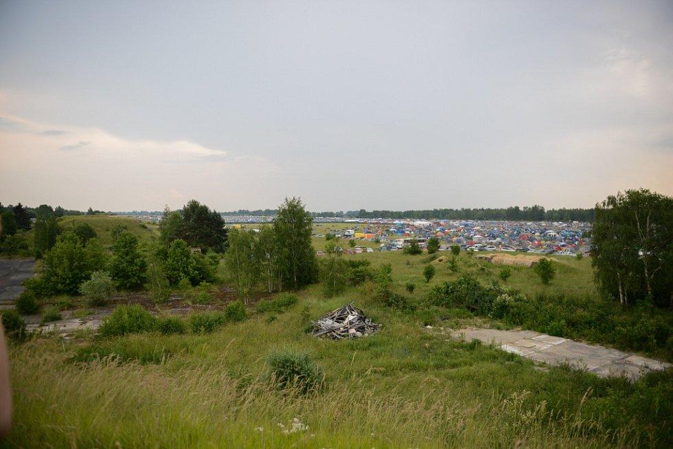 Hudební festival Votvírák 2015.