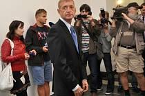 Odvolací soud zvýšil lobbistovi Romanu Janouškovi trest za sražení ženy na 4,5 roku.