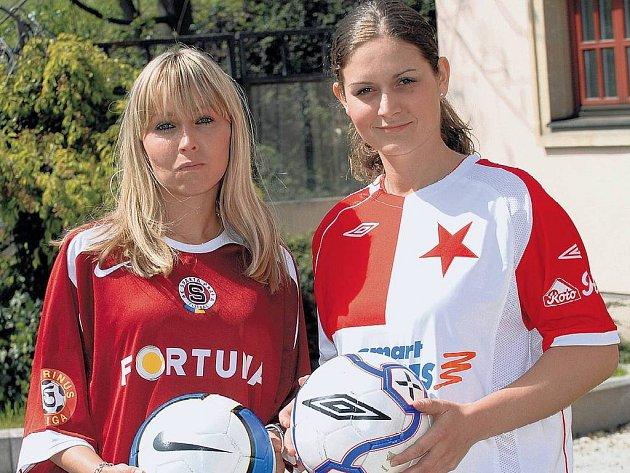 DERBY. Sparta se Slavií se v lize utkají o prvním říjnovém víkendu na Letné.