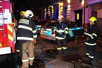 Požáry v Praze