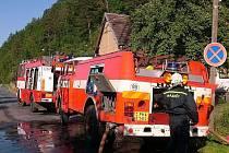 JAKO VŠUDE. Ondřejovské hasiče trápí zastaralá technika.