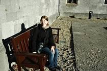 V Irsku pracovala šestadvacetiletá Rakušanka Julia Panny v obchodním oddělení rakouského velvyslanectví. Volné chvíle pak využívala k cestování. Na snímku na Univerzitě Galway.