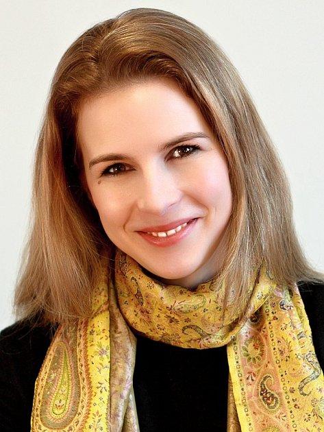 Kateřina Tomášová, projektová manažerka soutěže Neziskovka roku.