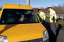 Středočeští policisté se na Velikonoce zapojili do celorepublikové dopravní akce.