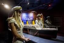 Z výstavy Titanic na výstavišti v pražských Letňanech.