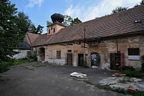Usedlost Cibulka.