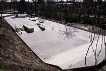 Skatepark Vysočany.