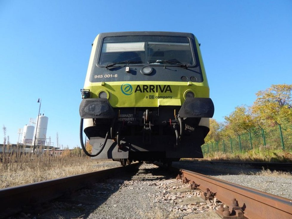 Zázemí společnosti Arriva v malešické teplárně.