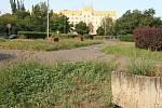 Elsnicovo náměstí. Ilustrační foto.