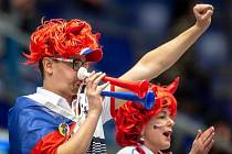 Pošlete selfie z utkání Anglie-Česko a Česko-Brazílie do redakce Pražského deníku!