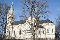Kostel sv. Norberta.