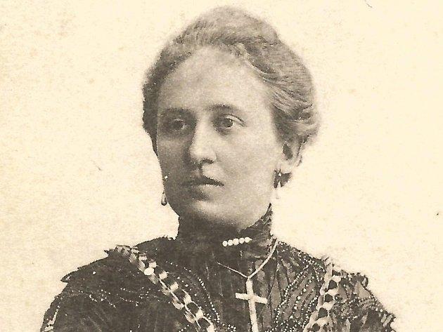 Adresátkou pohlednice zachycující Bärengraben a odeslané z Bernu 9. dubna 1937 byla Velevážená paní pí. Dr. Baborová-Čiháková, choť továrníka