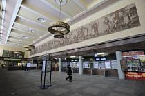 Rekonstrukce haly Smíchovského nádraží začne v roce 2019, následovat bude oprava nástupišť
