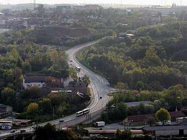 Vláda schválila harmonogram výstavby silnic a dálnic, posouzena byla i studie této trasy.