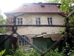 Werichova vila na Kampě. Ilustrační foto.