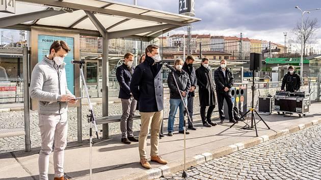 Mezinárodní urbanistická soutěž určí podobu pražské Florence.