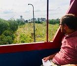 Doubledecker bude cestující zadarmo vozit po Žižkově