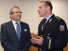Slavnostní otevření pracoviště Fakulty bezpečnostně právní Policejní akademie České republiky v Praze.