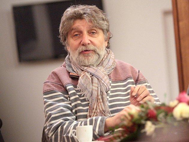 Břetislav Rychlík.
