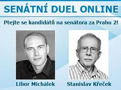 Senátní duel online