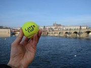 Laver Cup v Praze. Ilustrační foto.