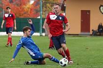 Diváci v Kolovratech se nenudili. Viděli jedenáct gólů a výhru nad Zličínem 7:4.
