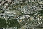 Nákladové nádraží Žižkov se má v budoucnu proměnit na čtvrť pro 15 tisíc obyvatel.