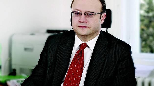 Tomáš Novotný, ředitel Úřadu Regionální rady regionu soudržnosti Střední Čechy.